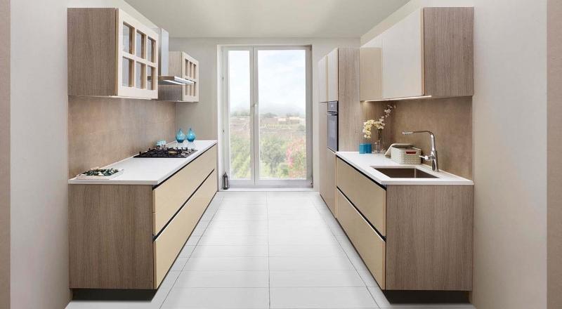Làm tủ bếp cho nhà ở chung cư